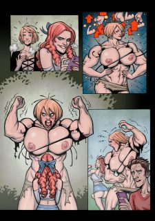 ZZZ- Sizeable Tales 12 CE porn comics 8 muses